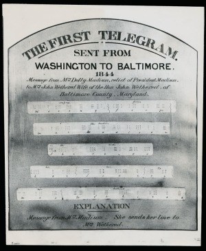 Dolly-Madison-Telegram-presentation