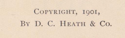 copyright-1901