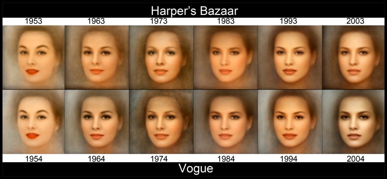 harpers+vogue-1953-to-2004-comparison