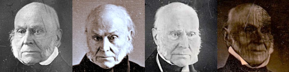 Congratulate, Daguerreotype john adams
