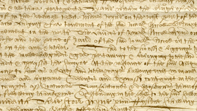 a document from 1656 linked to scotlands most haunted pub griffonage dot com